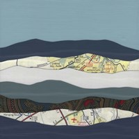 Mountain Series #120 Fine Art Print
