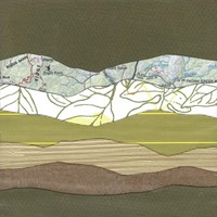 Mountain Series #123 Fine Art Print
