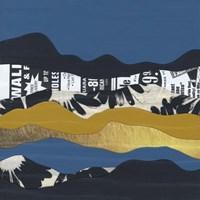 Mountain Series #146 Fine Art Print