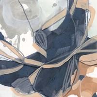 Sienna Spindle II Framed Print