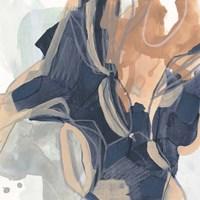 Sienna Spindle IV Framed Print