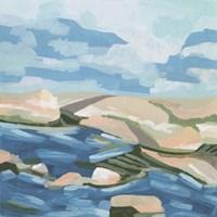 Sand Hills I Framed Print