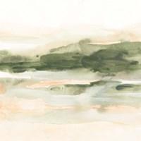 Marsh at Dusk I Framed Print