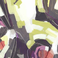 Martini Swirl VI Framed Print