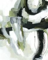 Green Onyx I Framed Print