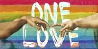 One Love Fine Art Print