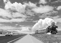 Interstate '59 Framed Print