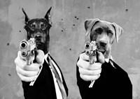 Reservoir Dogs Fine Art Print