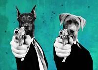 Reservoir Dogs (Pop Version) Fine Art Print