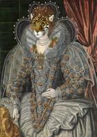 The Lady Fine Art Print