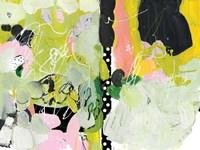 Mustard Fields In Style Fine Art Print