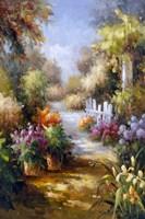 Memory Lane 2 Fine Art Print