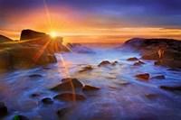 Biddeford Sunrise Fine Art Print