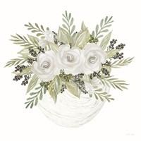 Fun Floral II Framed Print