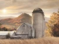 Autumn at the Farm Fine Art Print