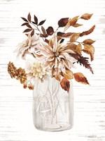 Autumn Floral I Fine Art Print