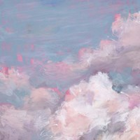 Daydream Pink 03 Framed Print