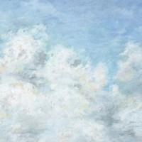 Heavenly Blue 02 Framed Print