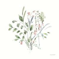 Inner Garden 04 Framed Print