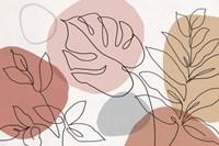 Just Leaves 01 Fine Art Print