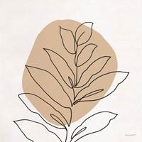 Just Leaves 02 Framed Print