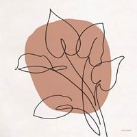 Just Leaves 05 Framed Print