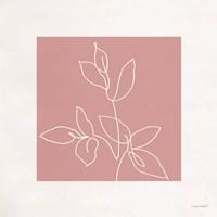 Just Leaves 07 Framed Print