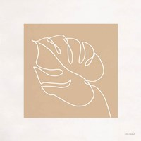 Just Leaves 09 Framed Print