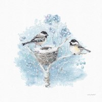 Let it Snow 04 Framed Print