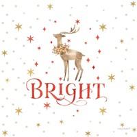 Merry & Bright 10 Framed Print