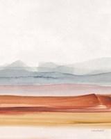 Sierra Hills 02 Framed Print