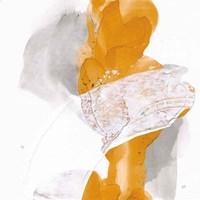Amber Wash III Framed Print