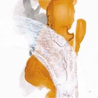 Amber Wash II Framed Print
