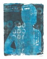 Contemplate II Framed Print