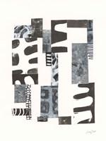 Overlap II Framed Print