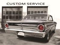 1964 Ford Falcon Framed Print