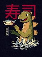 Monster Sushi Fine Art Print