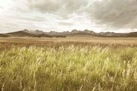 Sawtooth Mountains Idaho II Fine Art Print