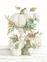Pretty Pumpkins Fine Art Print