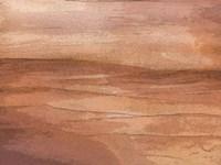 Abstract Desert II Framed Print