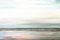 Soft Seas Framed Print