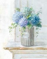 Morning Hydrangeas I Fine Art Print