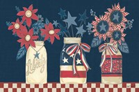 American Country Jars Fine Art Print