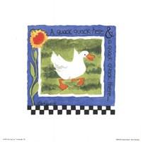 Quack Quack Fine Art Print