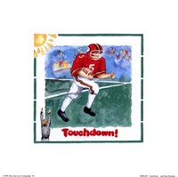 Touchdown Fine Art Print