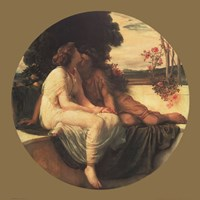 Artwork by Frederic Leighton