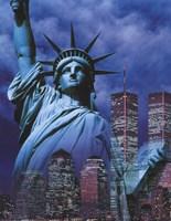 Statue of Liberty Ny Fine Art Print