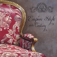 Empire Style XVII Fine Art Print
