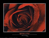 "Quality by Richard Henson - 14"" x 11"""