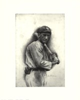 Shoeless Joe Jackson Fine Art Print